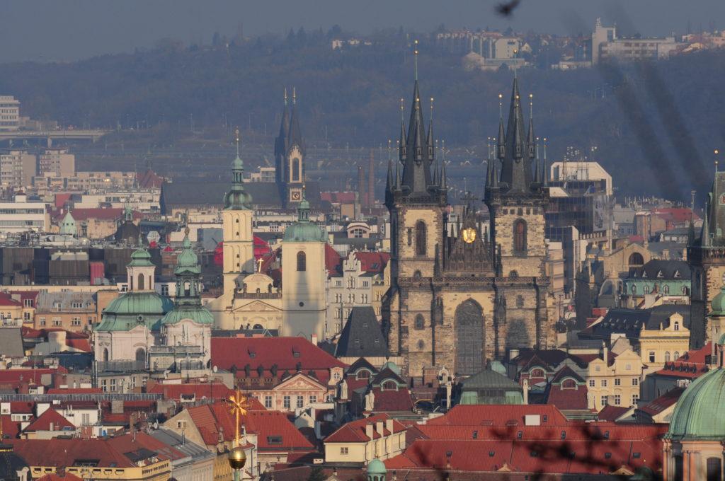 Teyn Kirche Altstadt Prag - Stadtführung Prager Highlights