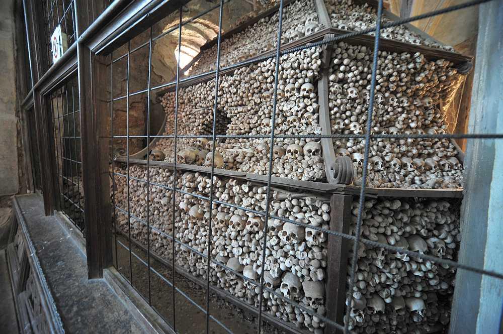 Ausflug von Prag nach Kuttenberg mit Ossuarium Sedletz