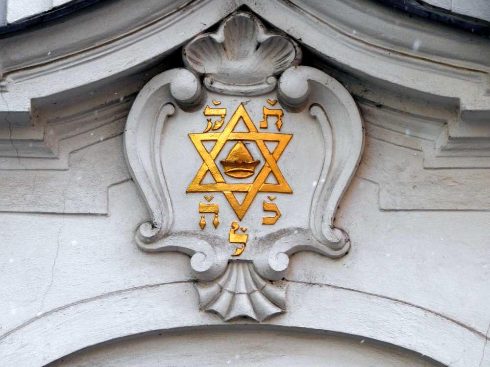 Symbol der Judenstadt Prag1