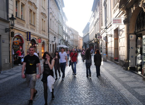 Stadtführung Prag Nr. 1 geführt von einheimischen Guides