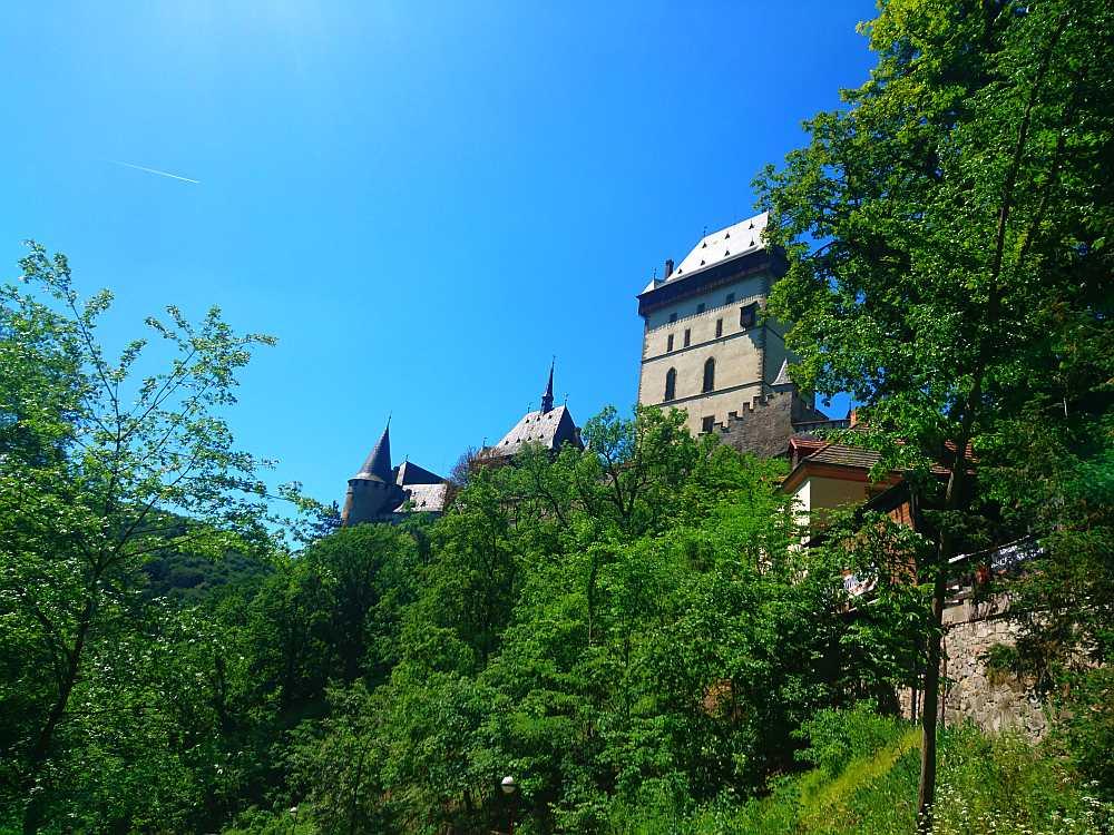 Ausflug von Prag nach Karlstein