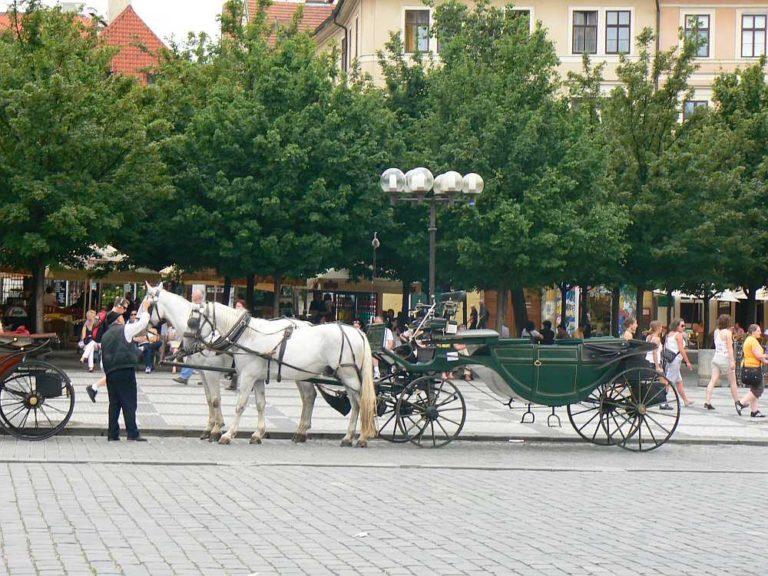 Kutschenfahrt_Prag