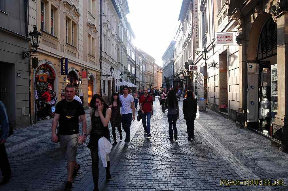 Private Stadtführungen Prag